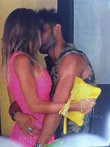Guendalina Canessa Alessio Lo Passo bacio 373x500  Guendalina Canessa: dopo Daniele Interrante arriva Alessio Lo passo