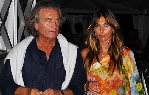 Rosy Dilettuso Paolo Pazzaglia flirt Rosy Dilettuso sedotta dal Playboy