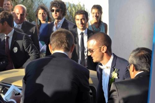 nicolas vaporidis matrimonio Giorgia Surina e Nicolas Vaporidis le foto del matrimonio a Mikonos