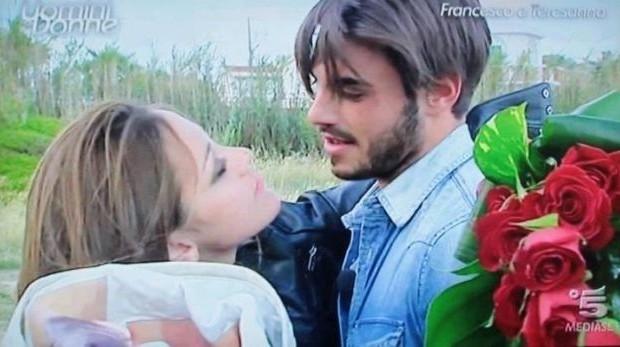 Teresanna Pugliese Francesco Monte ancora insieme Teresanna Pugliese e Francesco Monte stanno ancora insieme