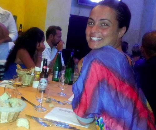paola frizziero nuova foto Paola Frizziero dimentica Cristian Galella