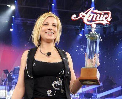 emma marrone amici 2013 Amici 12: la nuova edizione del talent show comincia il 24 novembre